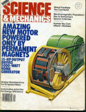PERMANENT MAGNET MOTOR PLANS