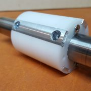 Aluminum Buss bar Commutator