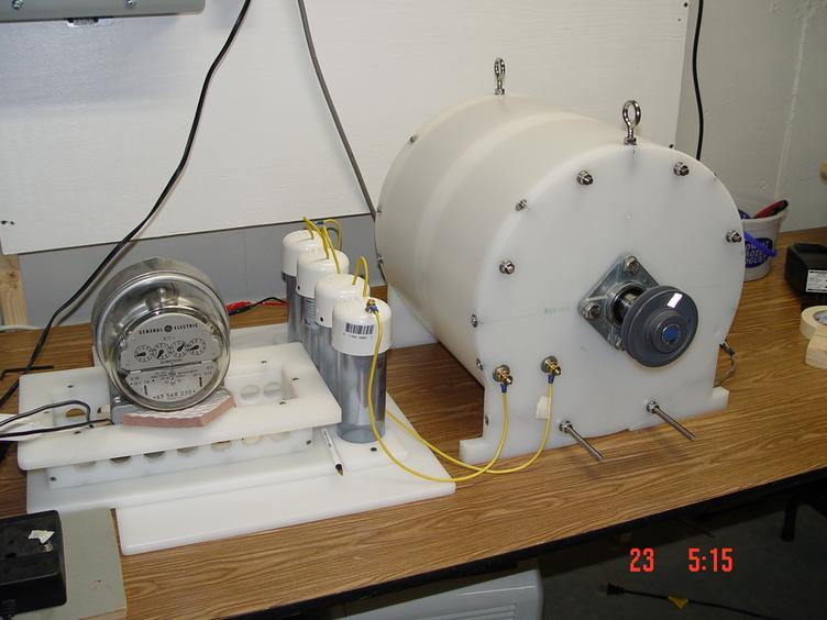 Free Energy Motors and Generators