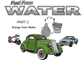 Fuel From Water Part 2