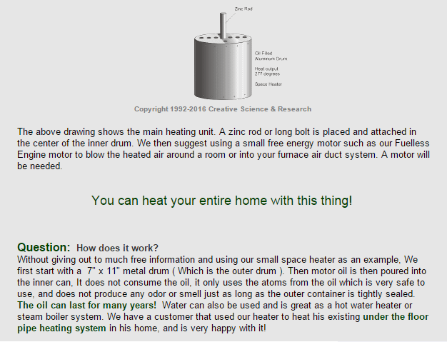 heat your entire home or business