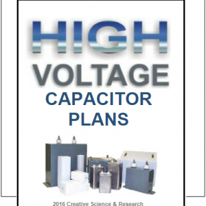 Front cover for High voltage plans