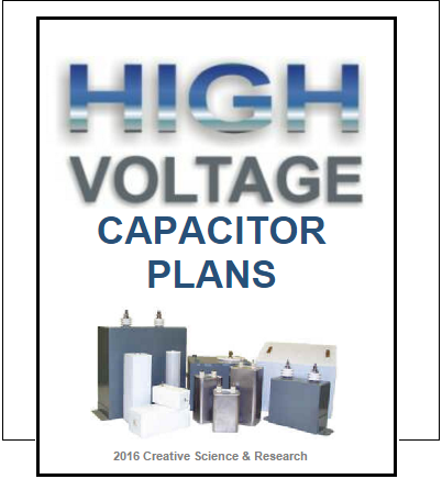 clip art for Front cover for High voltage plans