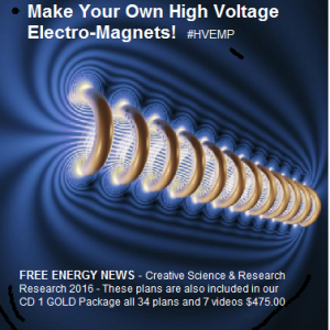 cover for High Voltage Electromagnet Plans