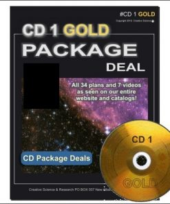 CD 1 Gold Package Deal, E-book cover order number CD 1 Gold