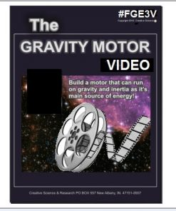 The Gravity Motor video cover order number FGE3V